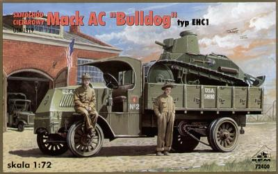 72400 - Mack AC 'Bulldog' Truck type EHC1 1/72