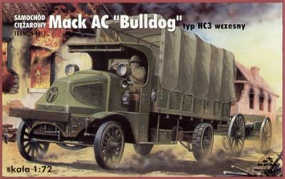 72401 - Mack AC 'Bulldog' Truck type HC3 1/72