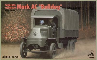 72402 - Mack AC 'Bulldog' Truck type EHC 1/72