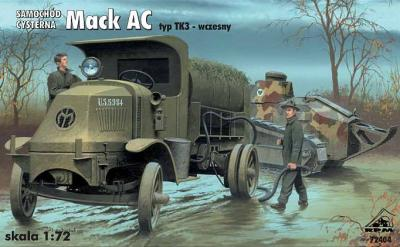 72404 - Mack AC Fuel Truck type TK3 early version 1/72