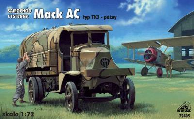 72405 - Mack AC Fuel Truck type TK3 late version 1/72