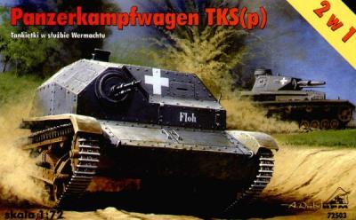 72503 - Pz.Kpfw.TK-S (P) 1/72