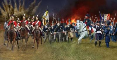 2450 - Battle of Waterloo 200th Anniversary 1/72