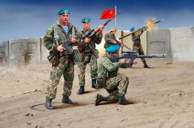 2533 - Soviet Spetsnaz 1/72