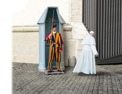 2801 - Swiss Guard  1/16
