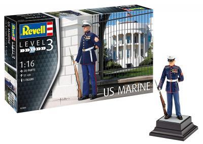 2804 - U.S. Marines Sergeant 1/16