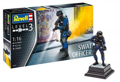 2805 - S.W.A.T. Team Leader  1/16