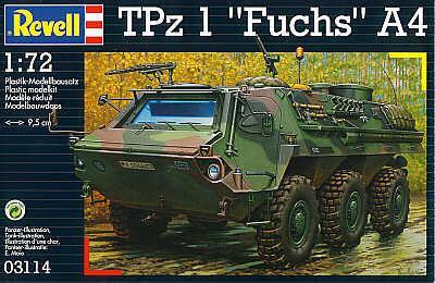 3114 - TPz 1 'Fuchs' A4 1/72