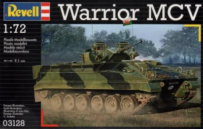 3128 - Warrior MCV 1/72