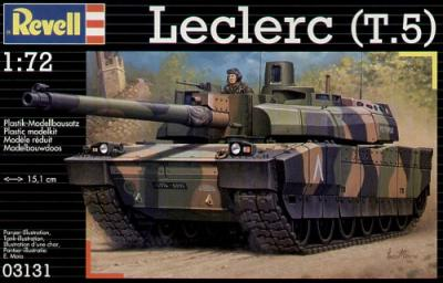 3131 - French Leclerc T.5 1/72
