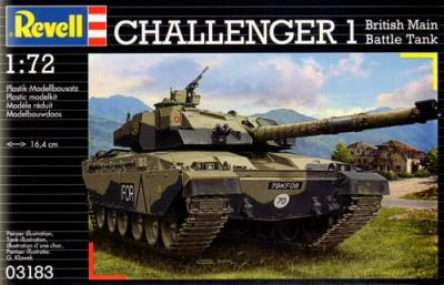 3183 - Challenger 1 1/72