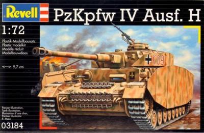 3184 - Pz.Kpfw.IV Ausf.H 1/72
