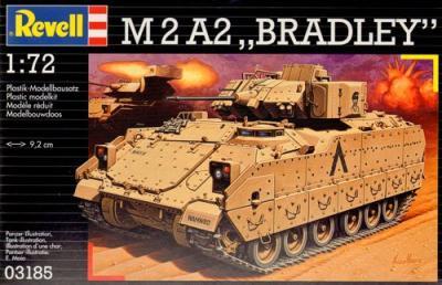 3185 - M2A2 Bradley 1/72