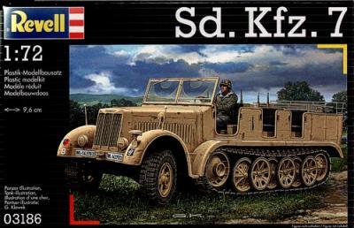 3186 - Sd.Kfz.7 1/72