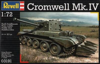 3191 - Cromwell Mk.IV 1/72
