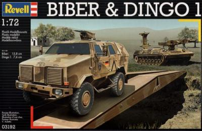 3192 - Biber & Dingo 1 1/72