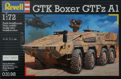 3198 - GTK Boxer (GTFZ A1) 1/72