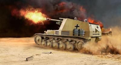 3215 - Sd.Kfz.124 'Wespe' 1/76