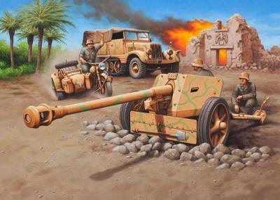 3252 - Sd.Kfz.11 & Pak 40 1/72