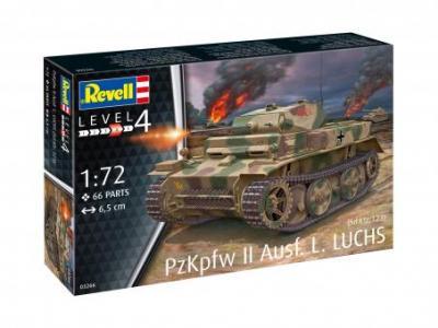 3266 - Pz.Kpfw.II Ausf.L Luchs 1/72