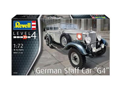 3268 - German Staff Car 'G4' 1/72