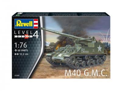 3280 - M40 GMC 1/76