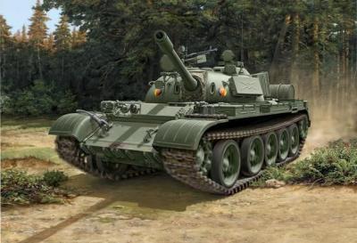 3304 - Russian T-55A 1/72