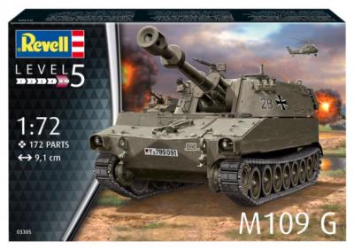 3305 - M109G 1/72