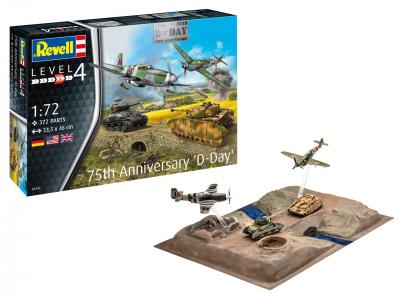 3352 - 75th Anniversary D-Day Set 1/72