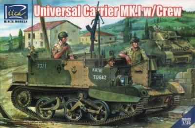 35011 - Universal Carrier Mk.1 with Crew