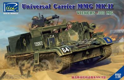 35016 - Universal Carrier MMG Mk.II (.303 Vickers MMG Carrier)
