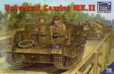 35027 - Universal Carrier Mk.II with full interior