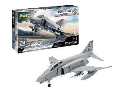 3651 - McDonnell F-4E Phantom II (Easy-Click) 1/72