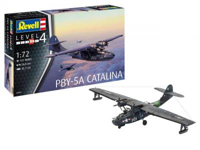 3902 - Consolidated PBY-5A Catalina 1/72