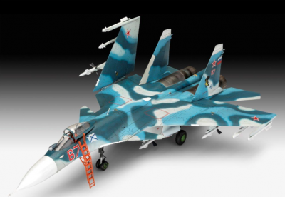 3911 - Sukhoi Su-33 Navy Flanker 1/72