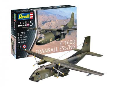 3916 - Transall C-160D Transall ESS-NG 1/72