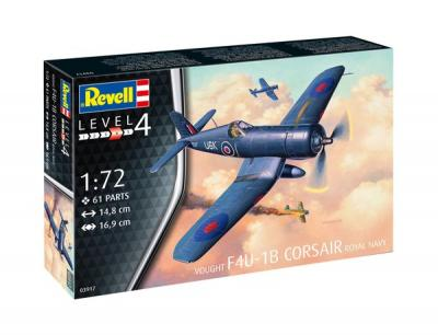 3917 - Vought F4U-1B Corsair Royal Navy 1/72