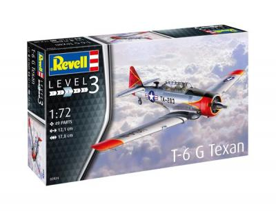 3924 - North-American T-6G Texan 1/72