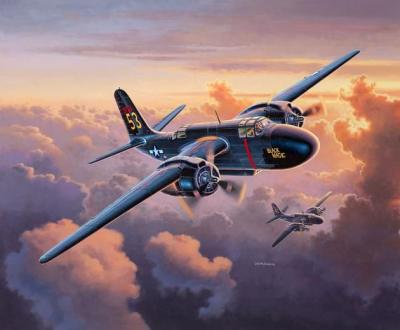 3939 - Douglas P-70 Nighthawk 1/72