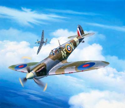 3953 - Supermarine Spitfire Mk.IIa 1/72