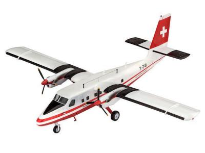 3954 - de-Havilland-Canada DHC-6 Twin Otter 1/72