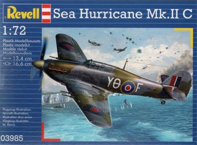 3985 - Hawker Sea Hurricane Mk.II 1/72