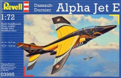 3995 - Dassault-Dornier Alpha Jet E 1/72