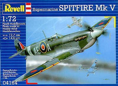 4164 - Supermarine Spitfire Mk.V 1/72