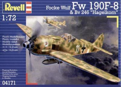 4171 - Focke-Wulf Fw 190F-8 1/72