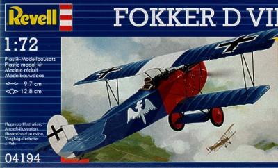 4194 - Fokker D.VII 1/72