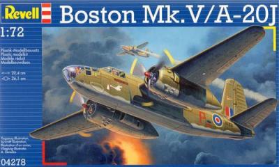 4278 - Douglas Boston Mk.IV / Mk.V 1/72