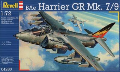 4280 - BAe Harrier GR.7 1/72