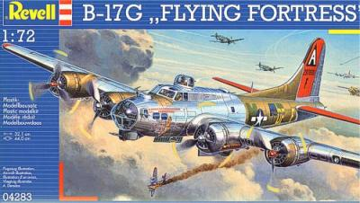 4283 - Boeing B-17G Flying Fortress 1/72