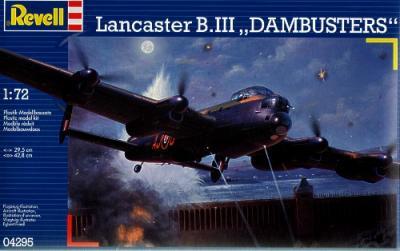 4295 - Avro Lancaster B.I/III 'Dambusters' 1/72